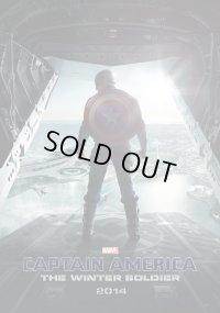 キャプテン・アメリカ/ウィンター・ソルジャー US版オリジナルポスター