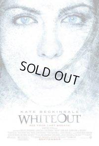 ホワイトアウト US版オリジナルポスター