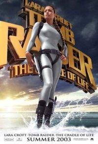 トゥームレイダー2 US版オリジナルポスター