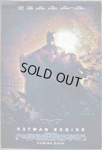 バットマン ビギンズ US版オリジナルポスター