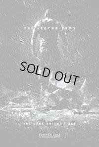 ダークナイトライジング US版オリジナルポスター