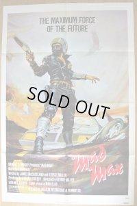 マッドマックス US版オリジナルポスター