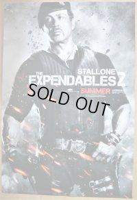 エクスペンダブルズ2/THE EXPENDABLES2 US版オリジナルポスター