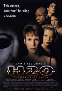 ハロウィンH20 US版オリジナルポスター