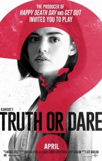 TRUTH OR DARE US版オリジナルポスター