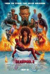 デッドプール2 US版オリジナルポスター