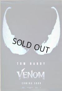 ヴェノム US版オリジナルポスター