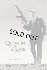 007 慰めの報酬 US版オリジナルポスター