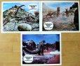 画像2: 怪獣島の決戦 ゴジラの息子 ドイツ版オリジナルロビーカードセット (2)