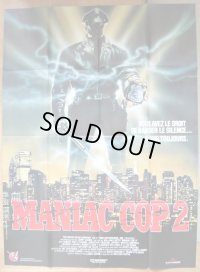 マニアック・コップ2 フランス版オリジナルポスター