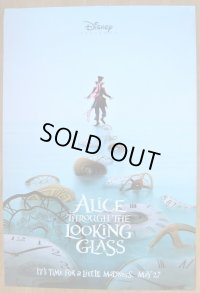 アリス・イン・ワンダーランド〜時間の旅〜 US版オリジナルポスター