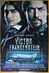 ヴィクター・フランケンシュタイン US版オリジナルポスター