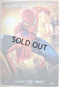 スパイダーマン2 US版オリジナルポスター