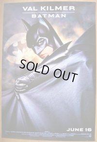 バットマン フォーエヴァー US版オリジナルポスター