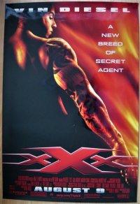 トリプルX US版オリジナルポスター