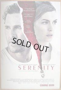 SERENITY  US版オリジナルポスター