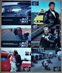 マッドマックス ドイツ版オリジナルロビーカード