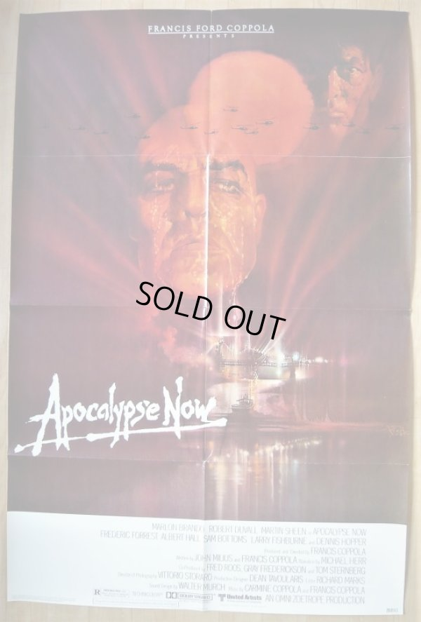 画像1: 地獄の黙示録 US版オリジナルポスター