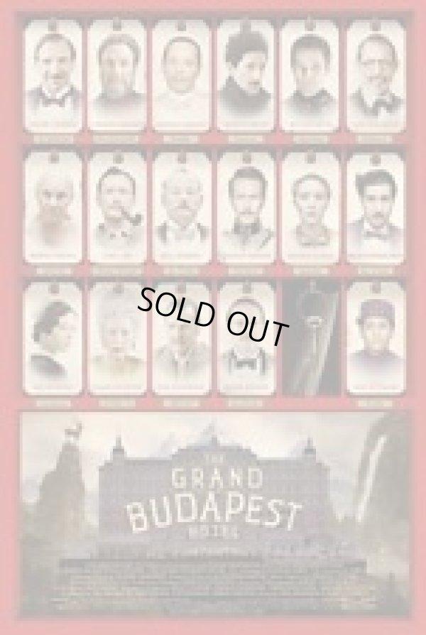 画像1: グランド・ブダペスト・ホテル US版オリジナルポスター