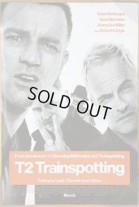 T2  トレインスポッティング US版オリジナルポスター