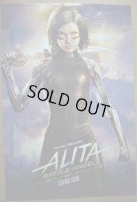 アリータ:バトル・エンジェル US版オリジナルポスター
