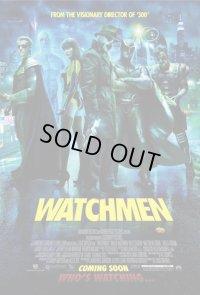 ウォッチメン US版オリジナルポスター