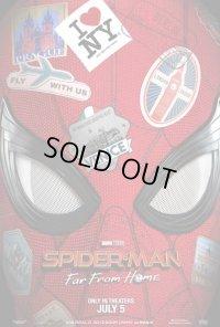 スパイダーマン:ファー・フロム・ホーム US版オリジナルポスター