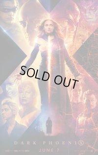 X-MEN:ダーク・フェニックス US版オリジナルポスター