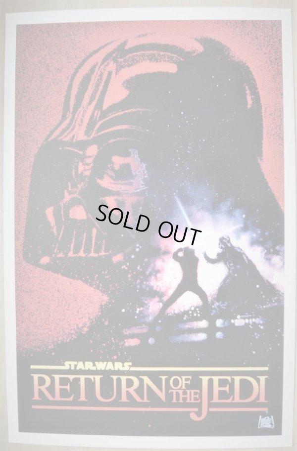 画像1: スター・ウォーズ ジェダイの復讐 US版オリジナルポスター