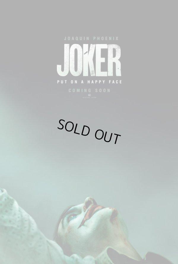 画像1: ジョーカー US版オリジナルポスター