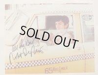 ロバート・デ・ニーロ (1) (タクシードライバー) 直筆サイン入り US版オリジナルスチール写真