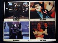 バットマン US版オリジナルロビーカードセット