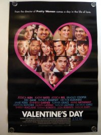 バレンタインデー US版オリジナルポスター