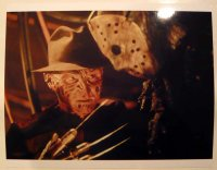 フレディVSジェイソン US版オリジナルスチール写真