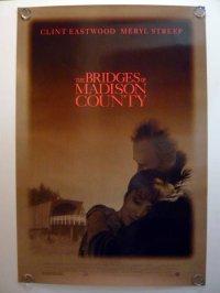 マディソン郡の橋 USオリジナルポスター