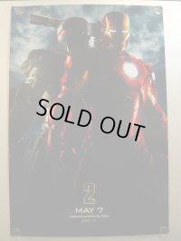 アイアンマン2/IRON MAN2 US版オリジナルポスター【2種セット】