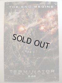 ターミネーター4/TERMINATOR SALVATION US版オリジナルポスター