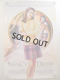 ナンシー・ドリュー US版オリジナルポスター