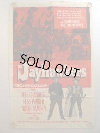 赤い砂塵 US版オリジナルポスター