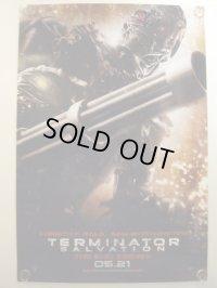 ターミネーター4 US版オリジナルポスター