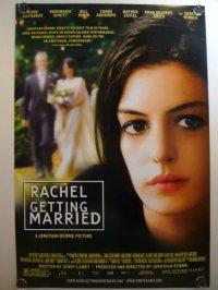 レイチェルの結婚 US版オリジナルポスター