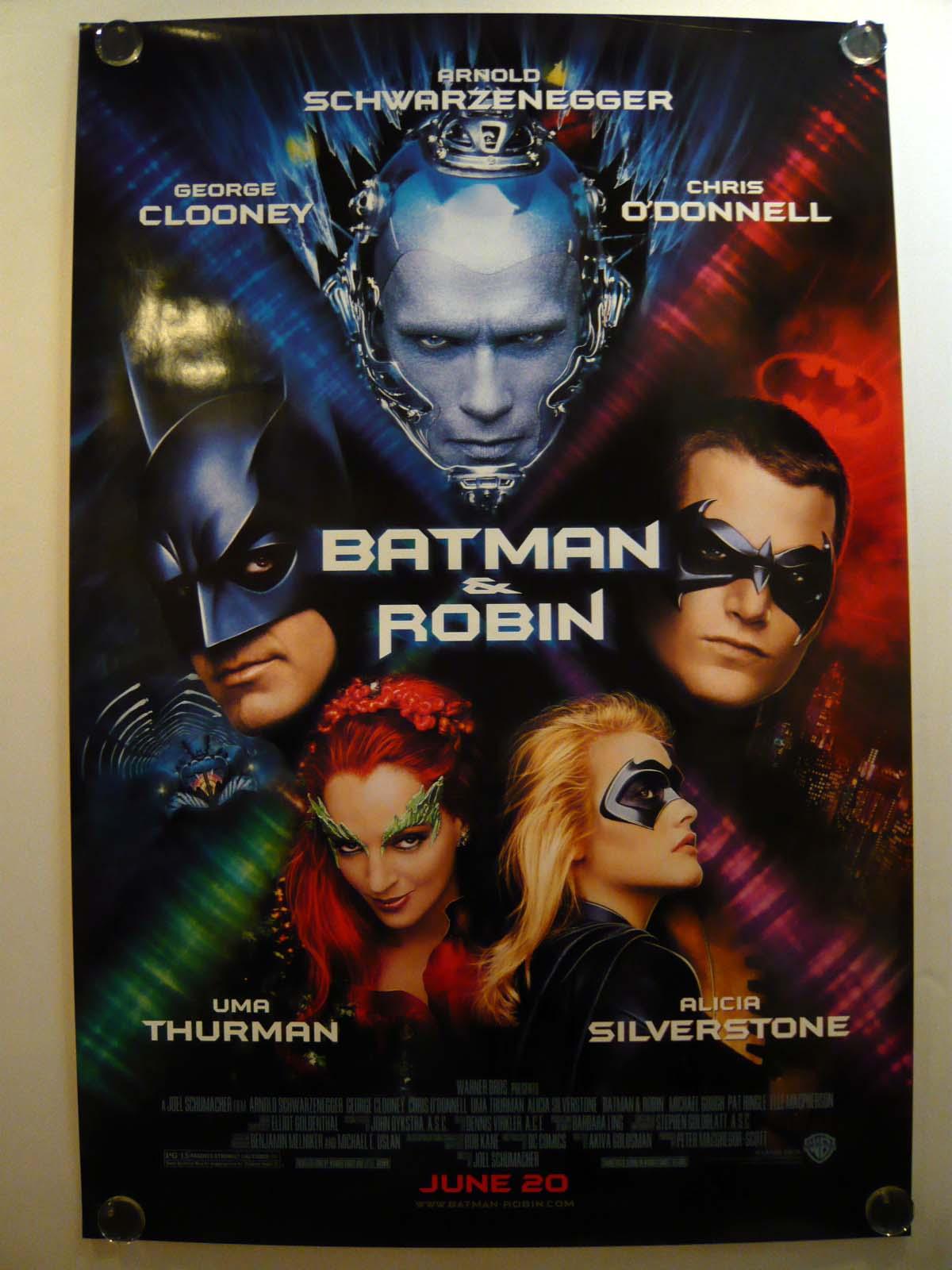 バットマン&ロビン Mr.フリーズ...