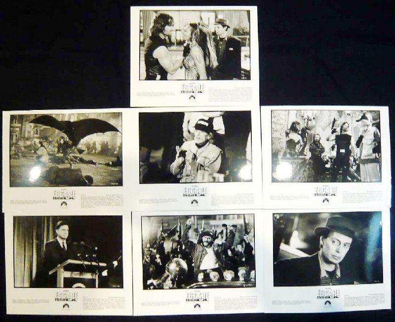 画像3: エスケープ・フロム・L.A. US版オリジナルプレスキット