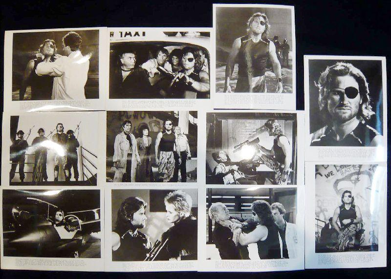 画像2: ニューヨーク1997 US版オリジナルプレスキット