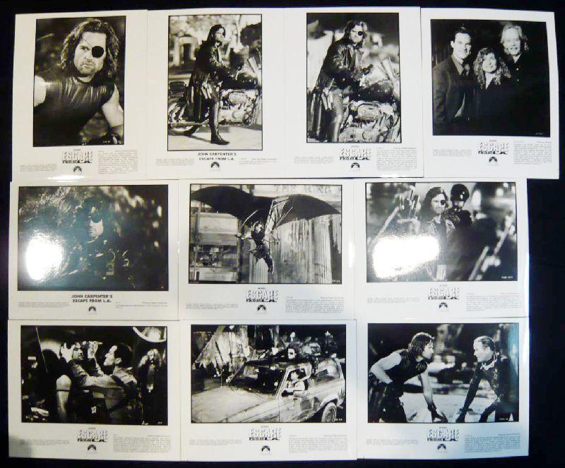 画像2: エスケープ・フロム・L.A. US版オリジナルプレスキット