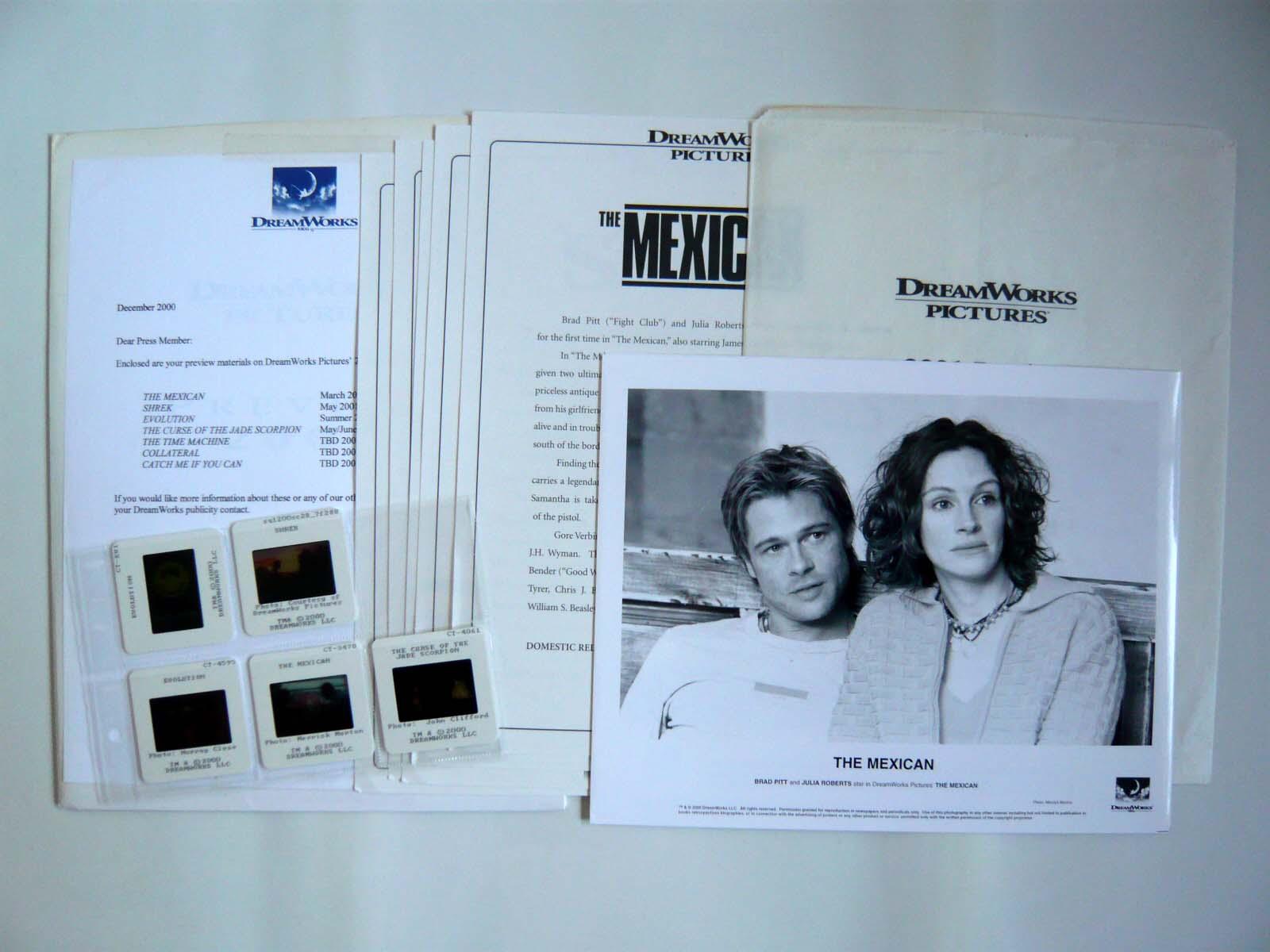 画像1: ドリームワークス2001プレビュー US版オリジナルプレスキット