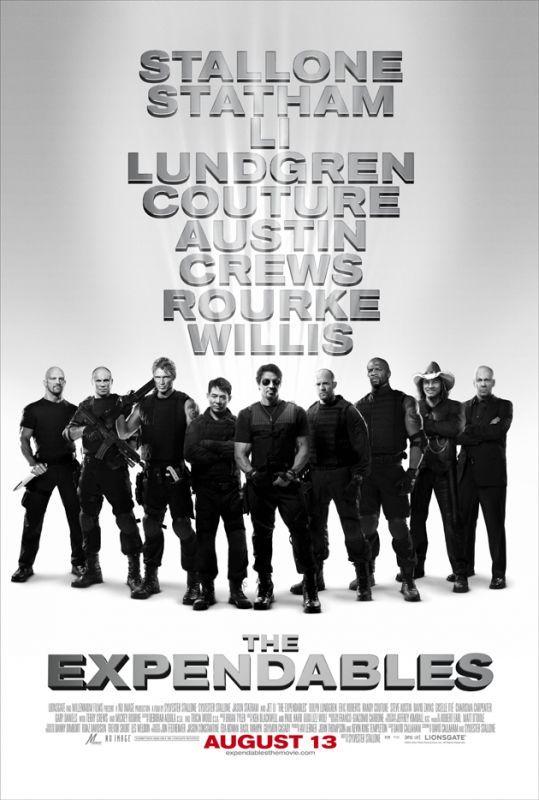 画像1: エクスペンダブルズ/THE EXPENDABLES US版オリジナルポスター