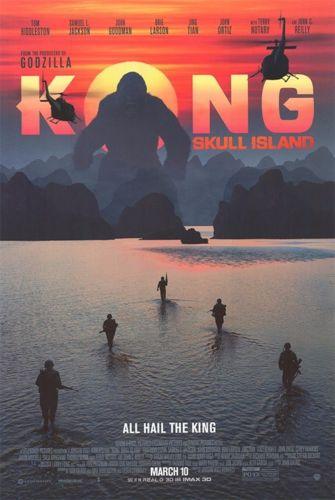 画像1: キングコング:髑髏島の巨神 US版オリジナルポスター