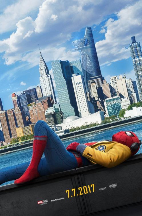 画像1: スパイダーマン:ホームカミング US版オリジナルポスター