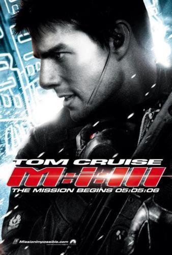 画像1: M:i:III US版オリジナルポスター